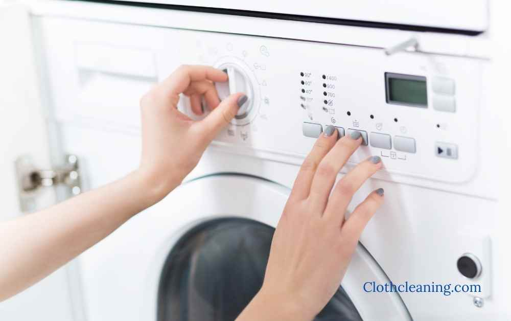 How to use a front load washer