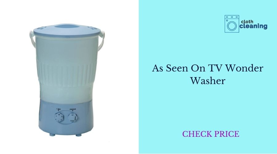 As seen On TV wonder washer