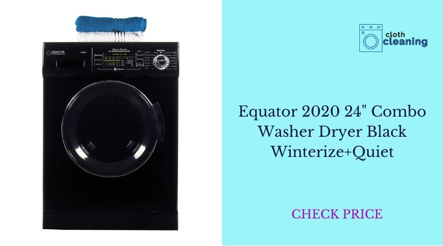 "Equator 2020 24"" Combo Washer Dryer"
