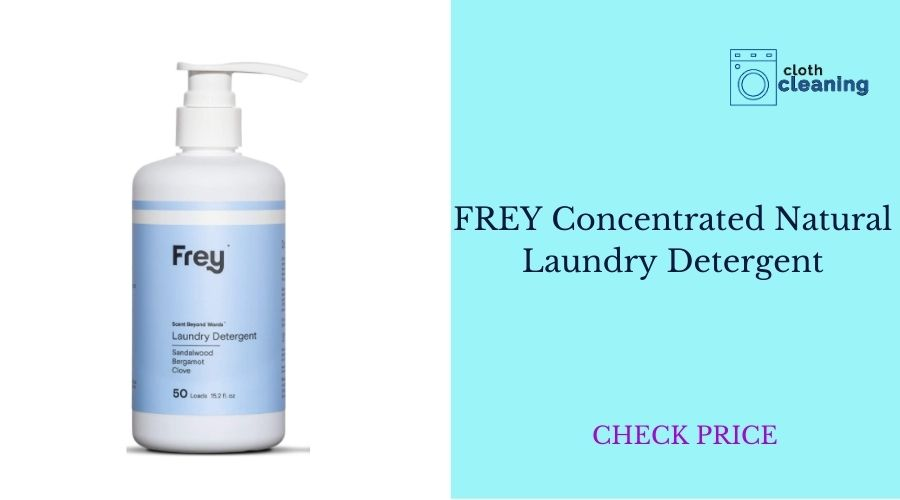 FREY Concentrated Natural Laundry Detergent