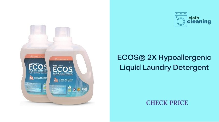 best laundry detergent for stain removal