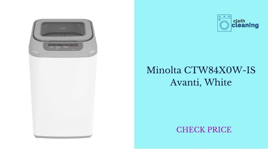 Minolta CTW84X0W-IS Avanti, White