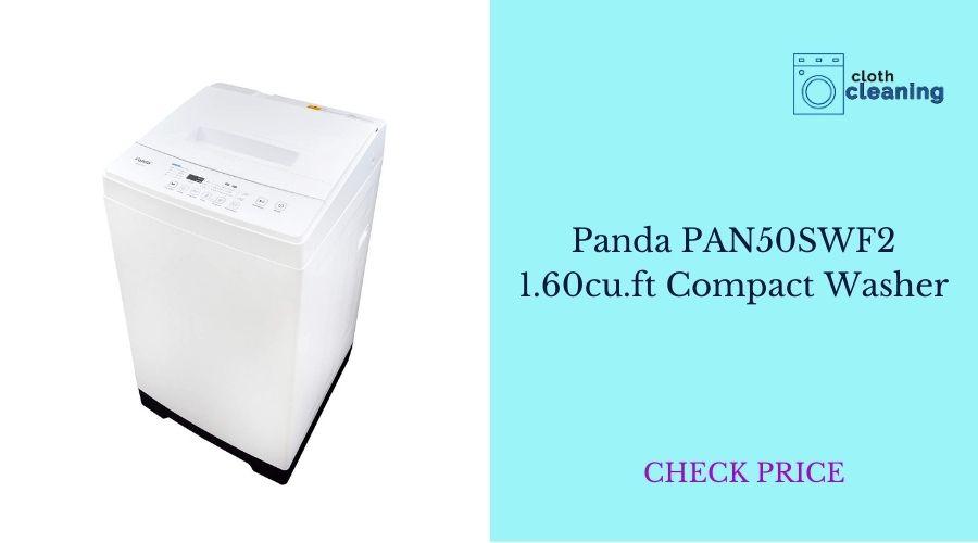 Panda PAN50SWF2 1.60cu.ft Compact Washer