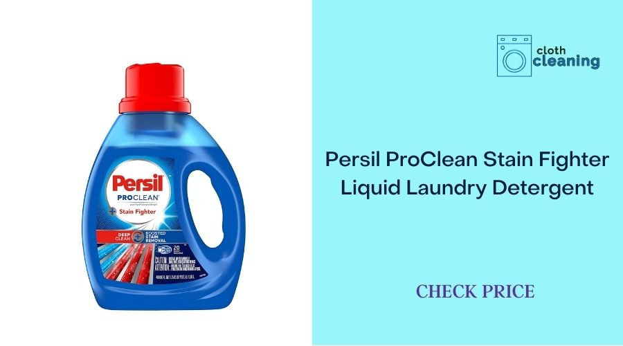 Persil ProClean Stain Fighter Liquid Laundry Detergent