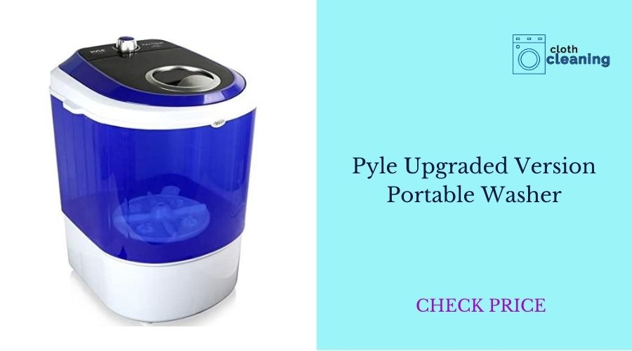 Pyle upgraded version portable washer