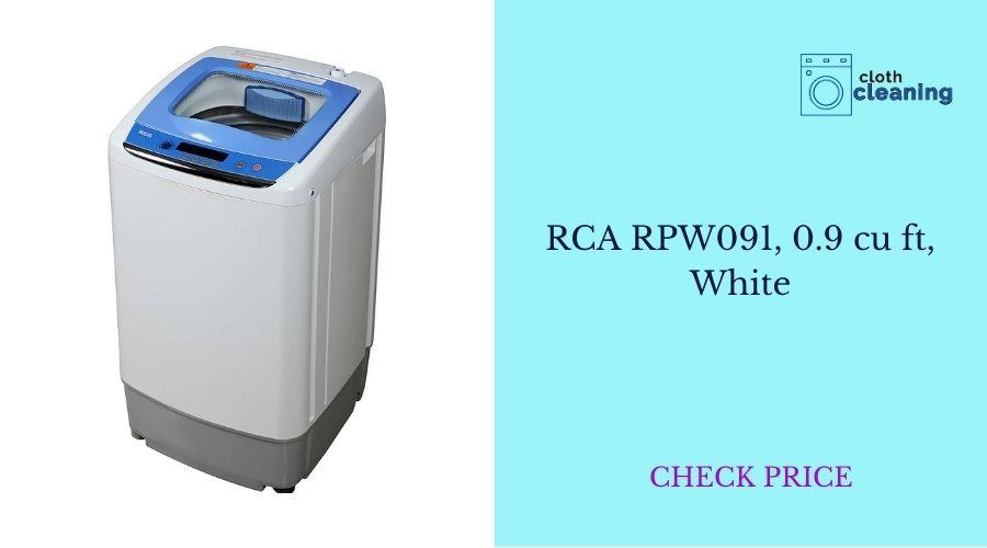 RCA RPW091 white