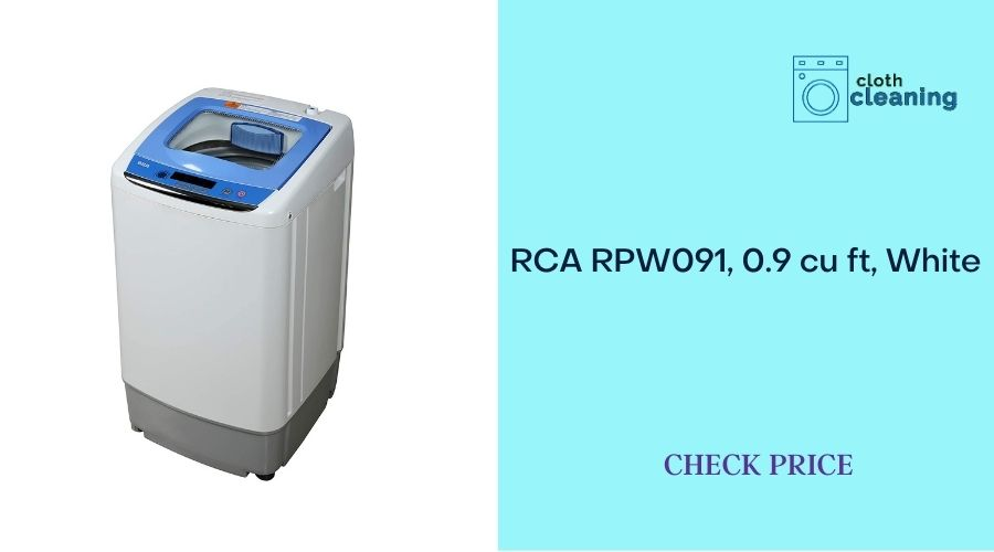 RCA RPW091 White washer
