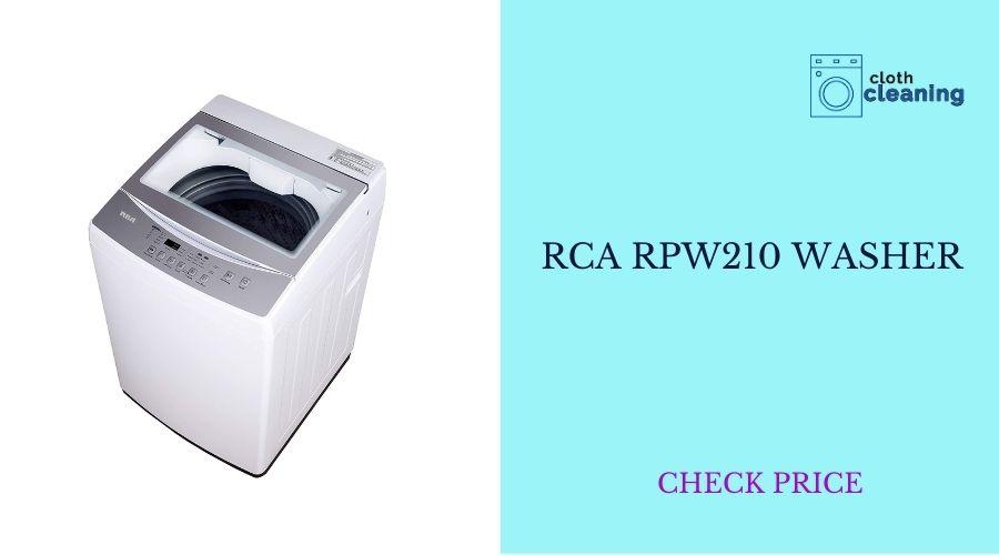 RCA RPW210 WASHER