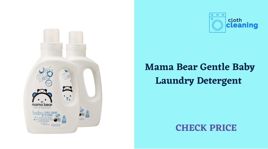 Amazon Brand - Mama Bear Gentle Baby Laundry Detergent