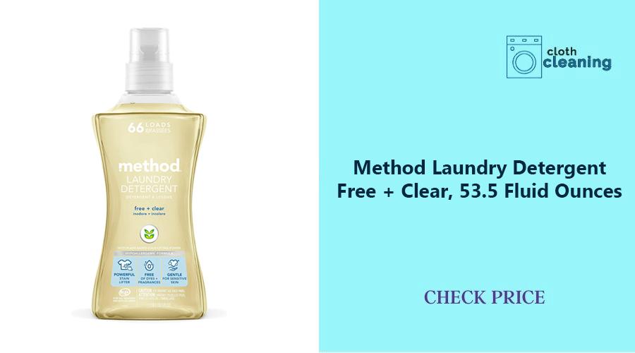 Best eco laundry detergent